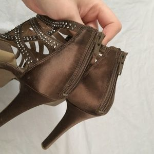 Jessica Simpson Shoes - Jessica Simpson Elanor Strappy Sandal Heels